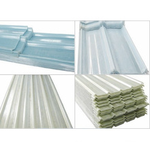 New Product with Excellent Quality Transparent Roofing Tile